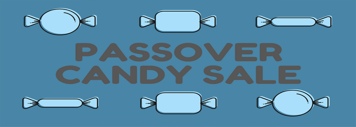 passover candy sale